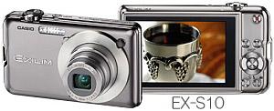 EXILIM CARD EX-S10
