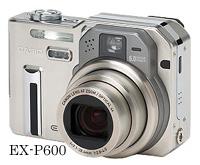 EXILIM PRO EX-P600
