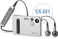 EXILIM EX-M1
