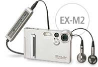 EXILIM EX-M2