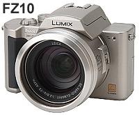 LUMIX DMC-FZ10