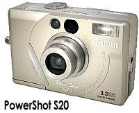 PowerShot S20